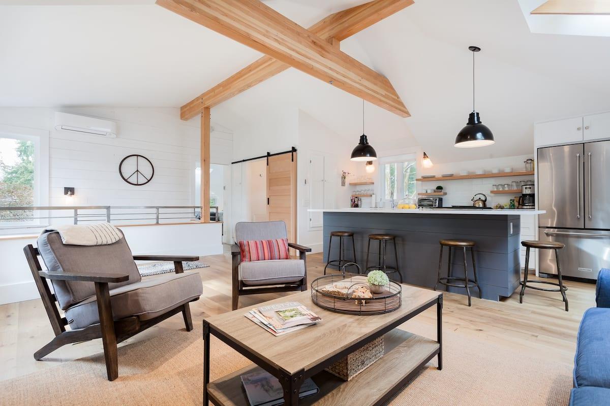 Best Airbnb Bainbridge Island WA