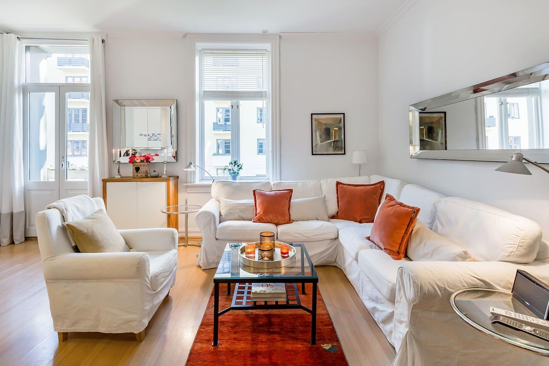 Best Airbnb in Oslo Norway