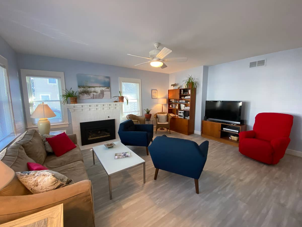 Best Airbnb in Rehoboth Beach Delaware