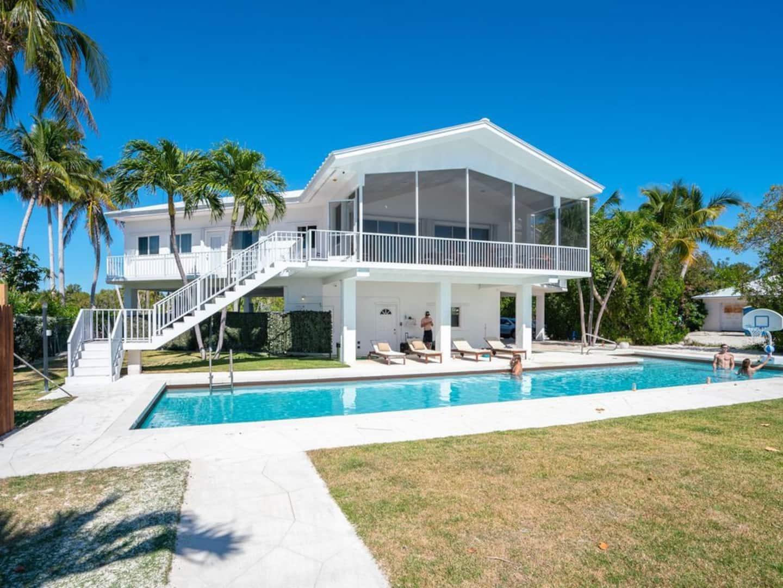 Best Luxury Oceanfront Airbnb Florida Keys