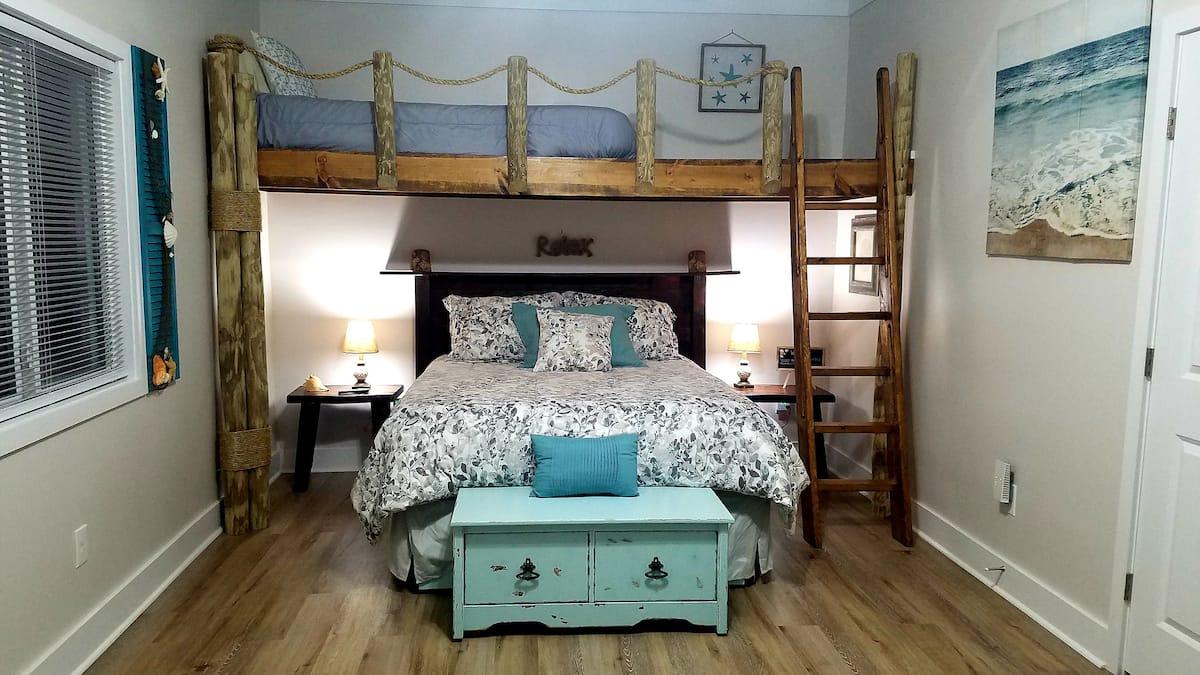 Cozy Beach Hideaway Wilmington NC Airbnb