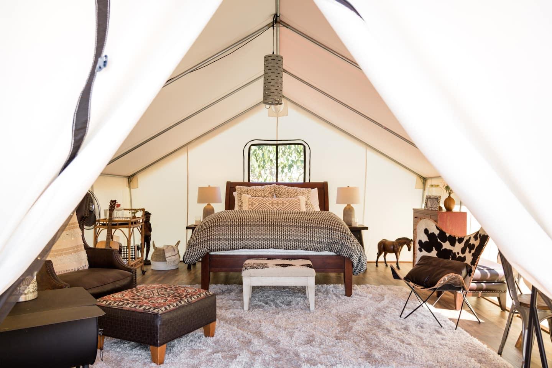Glamping Airbnb Temecula