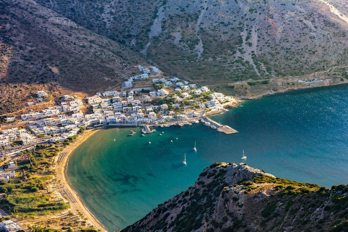 Kamares, Greece