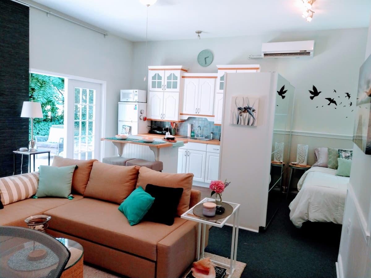Koastal Kottage Williamsburg Airbnb