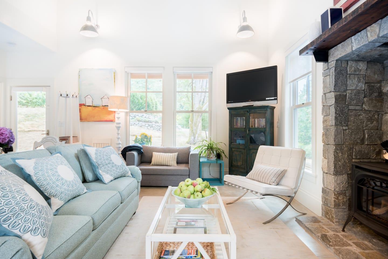Luxury Airbnb Bainbridge Island WA