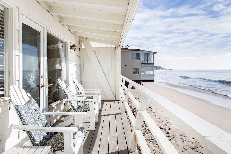 Malibu, Carbon Beach Airbnb