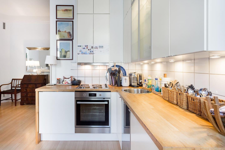 Norway Airbnb Kitchen
