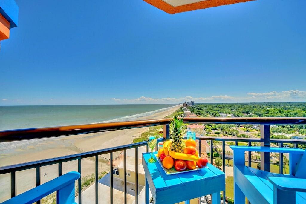 Oceanfront Vacation Rental Myrtle Beach