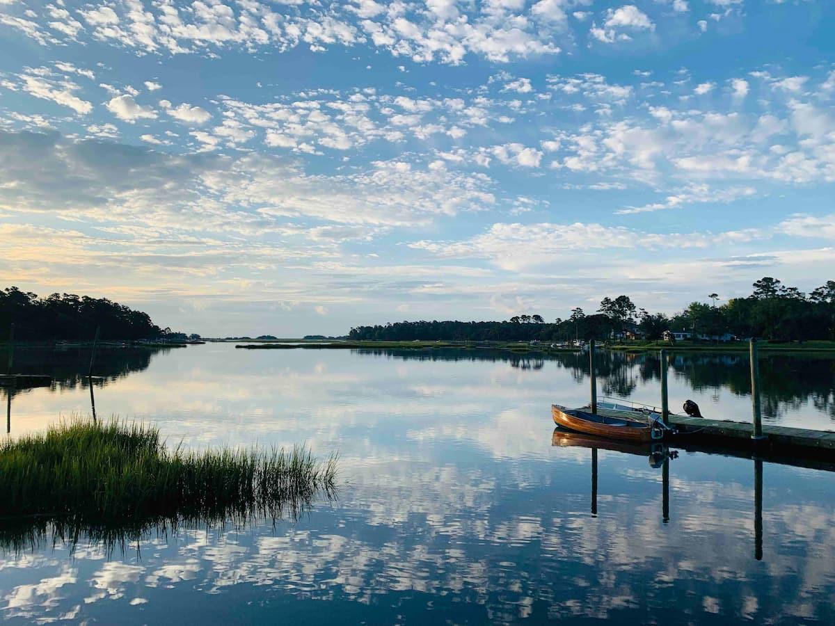 Private Retreat in Wilmington NC