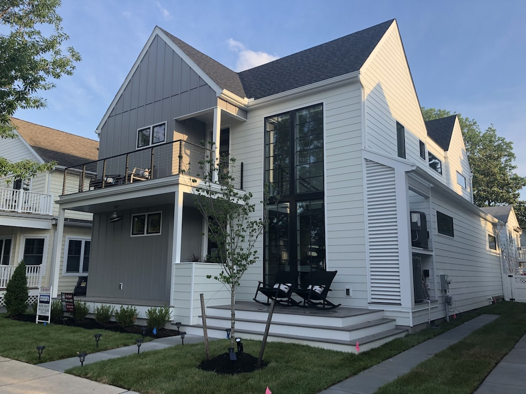 Rehoboth Beach Delaware luxury group vacation rental