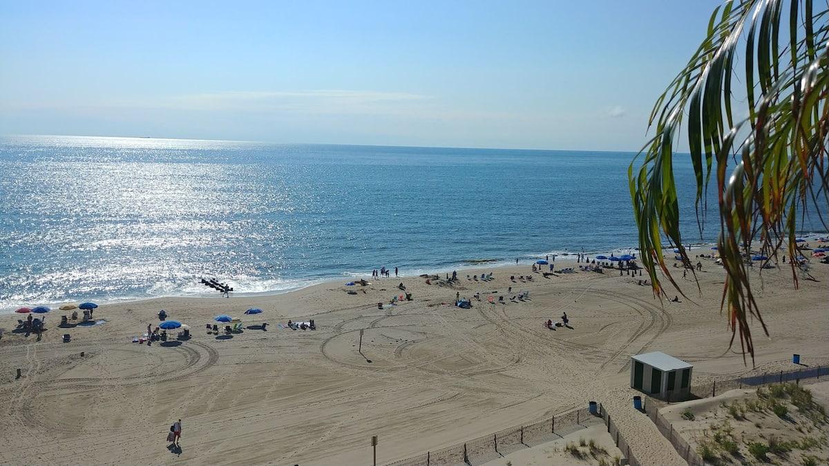 Rehoboth Oceanfront Condo Airbnb