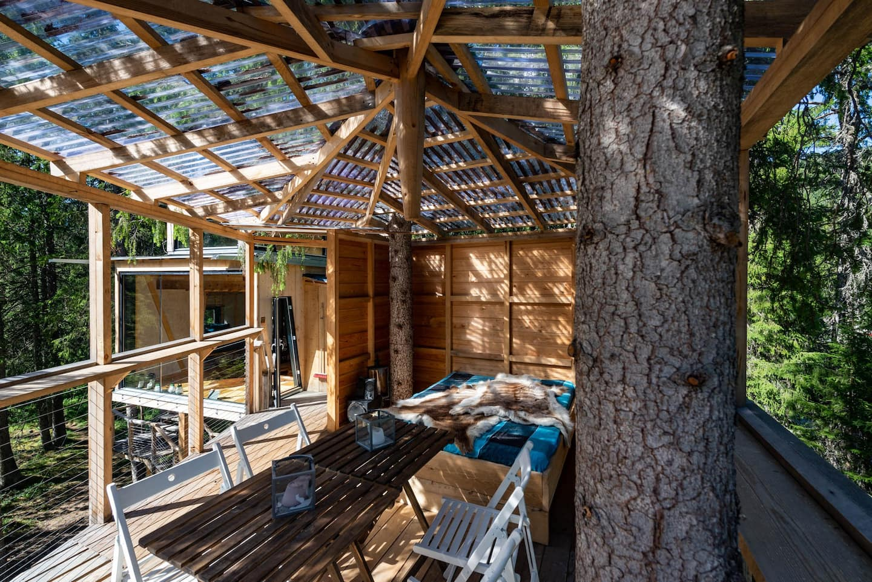 River Eye - Treehouse Norway