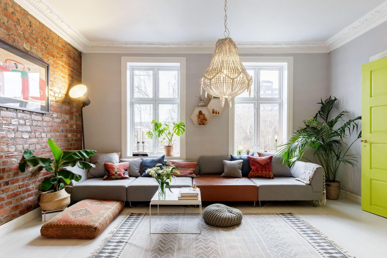 Romantic Airbnb in Oslo Norway