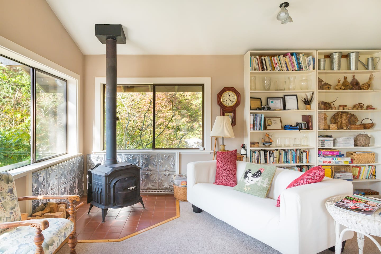 Romantic Bainbridge Island Airbnb