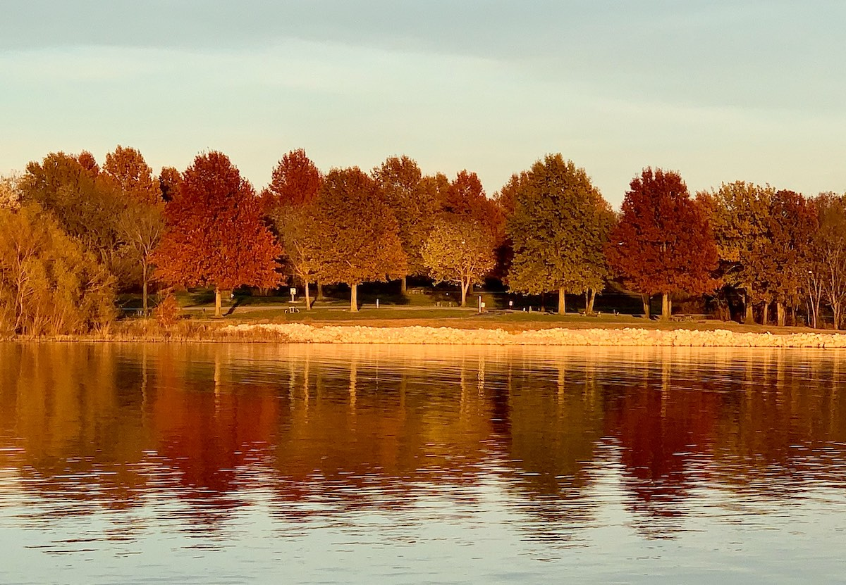 Smithville Lake, Missouri, USA