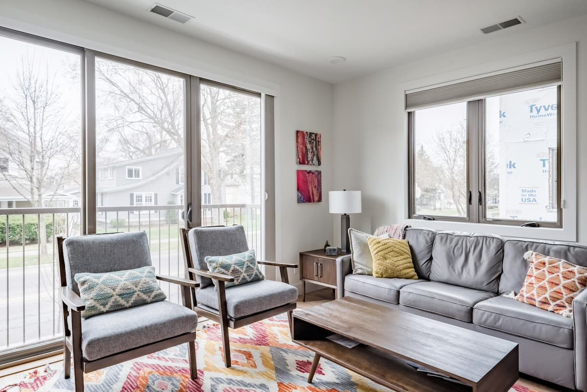 Traverse City Airbnb Michigan