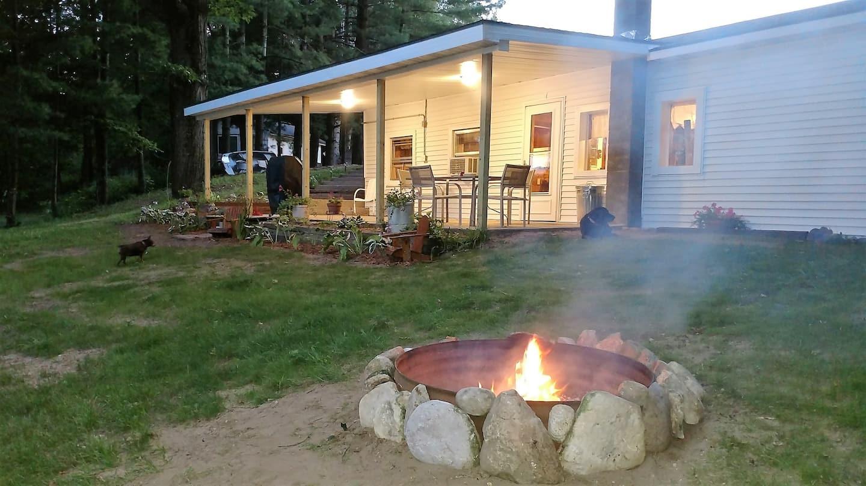 Traverse City Lake Retreat