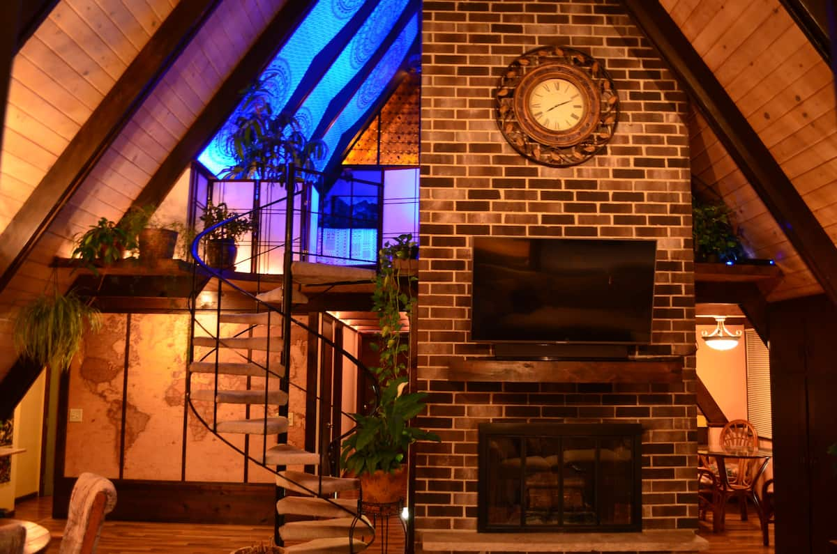 Unique Airbnb Madison Wisconsin