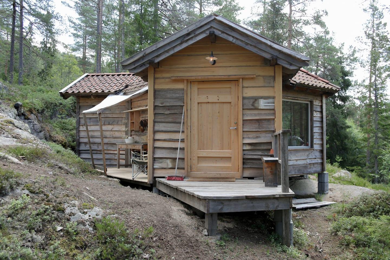 Unique Cabin Airbnb in Norway
