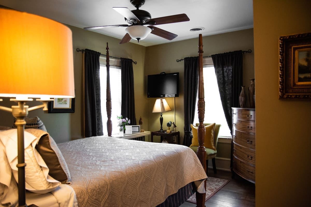Williamsburg Manor - James Geddy Family Suite