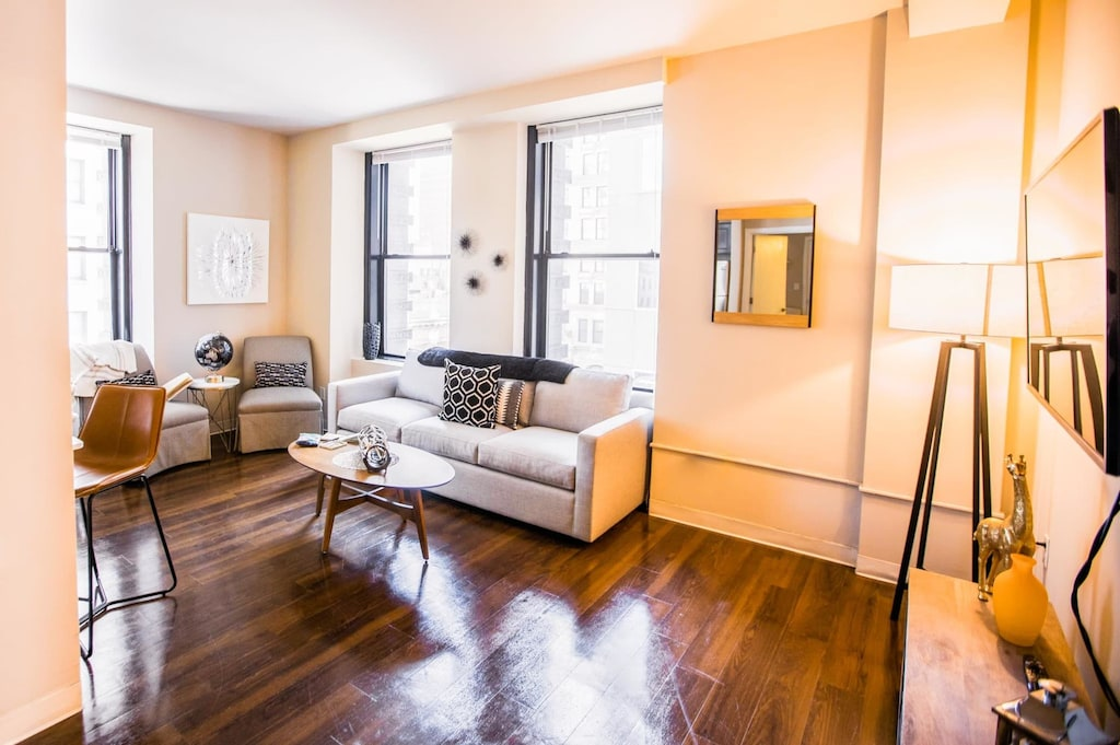 baltimore maryland luxury downtown vacation apartment rental