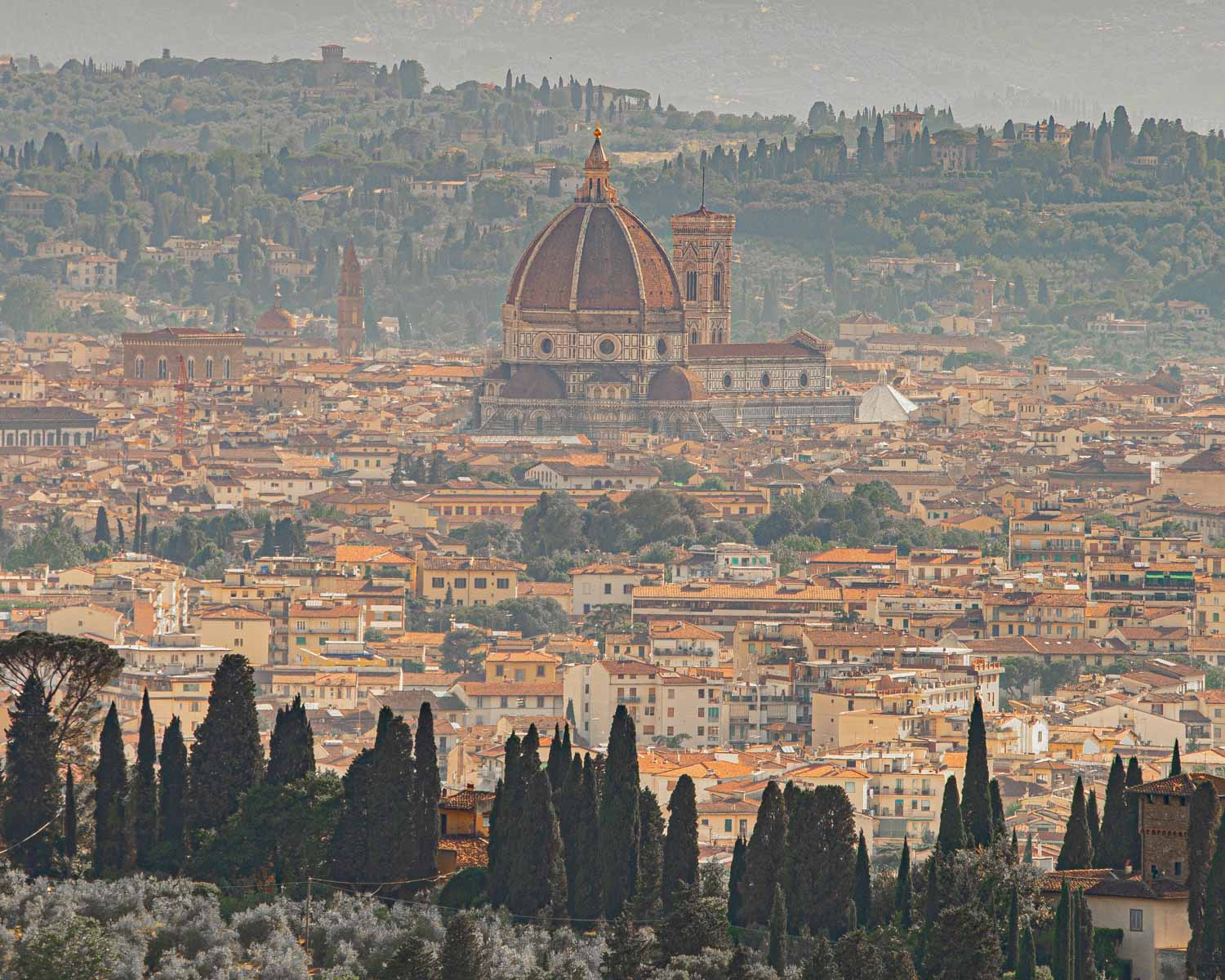 best viewpoints florence in 2 days