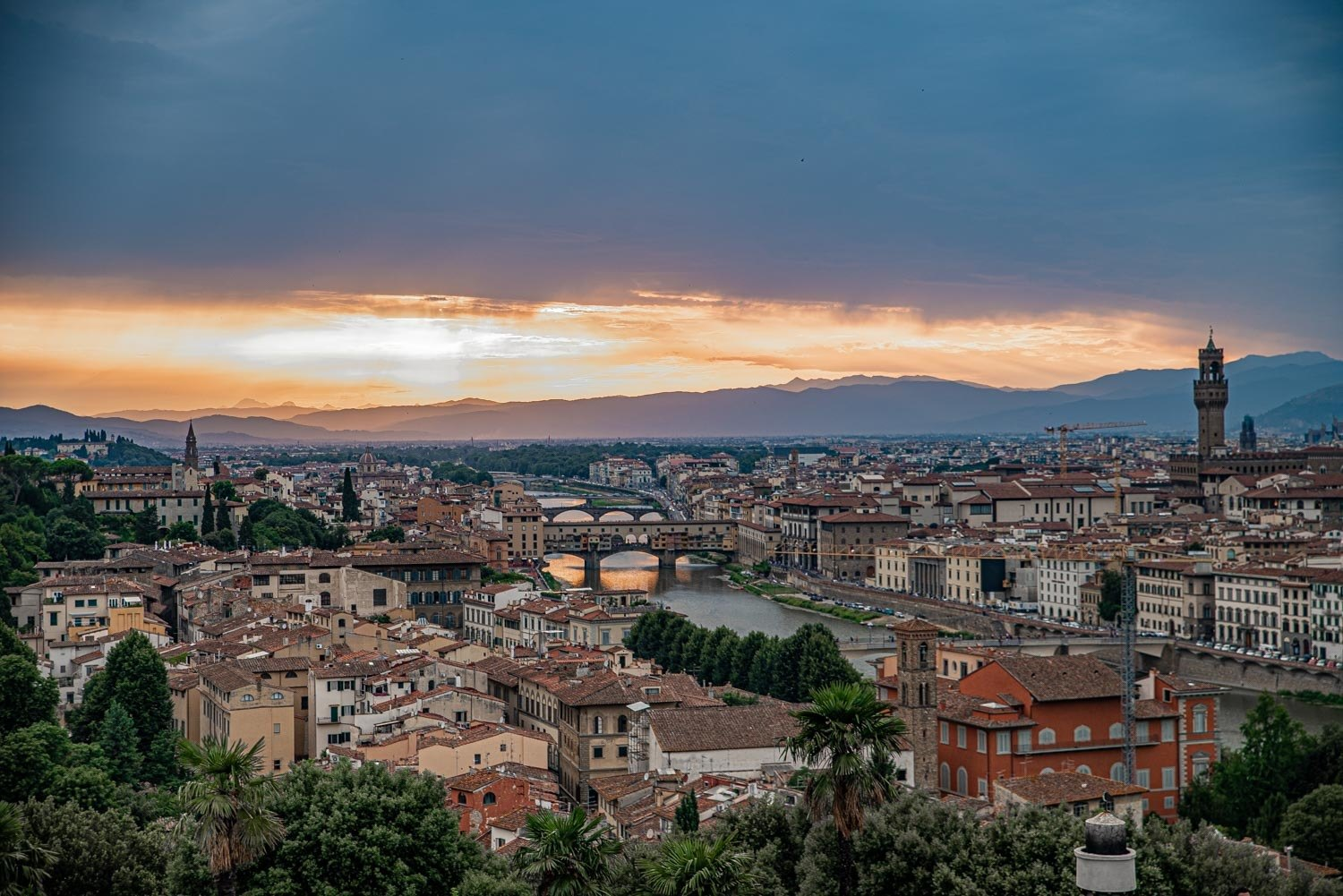 top places to visit florence