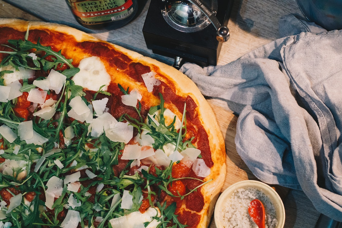 where to eat pizza in florence