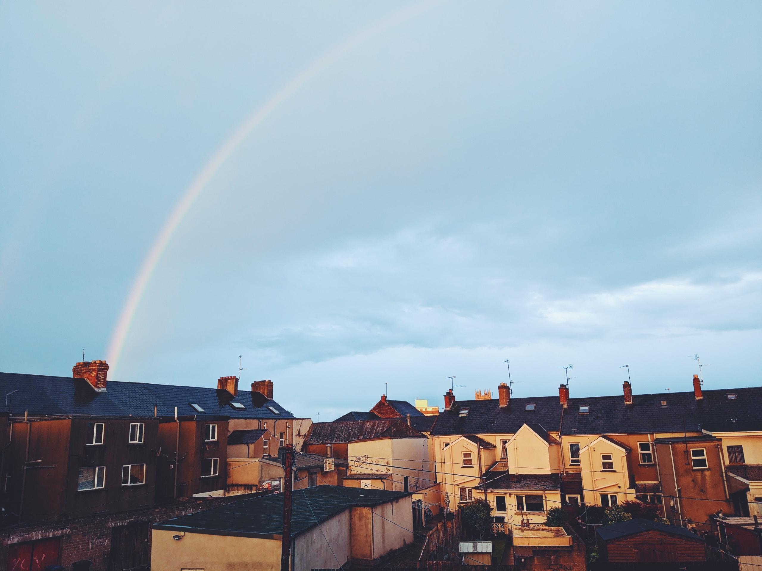 Beautiful Rainbow Quotes