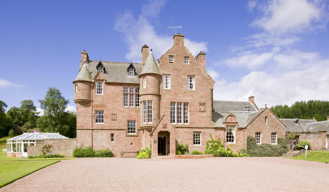 Cringletie House Castle Hotel near Edinburgh