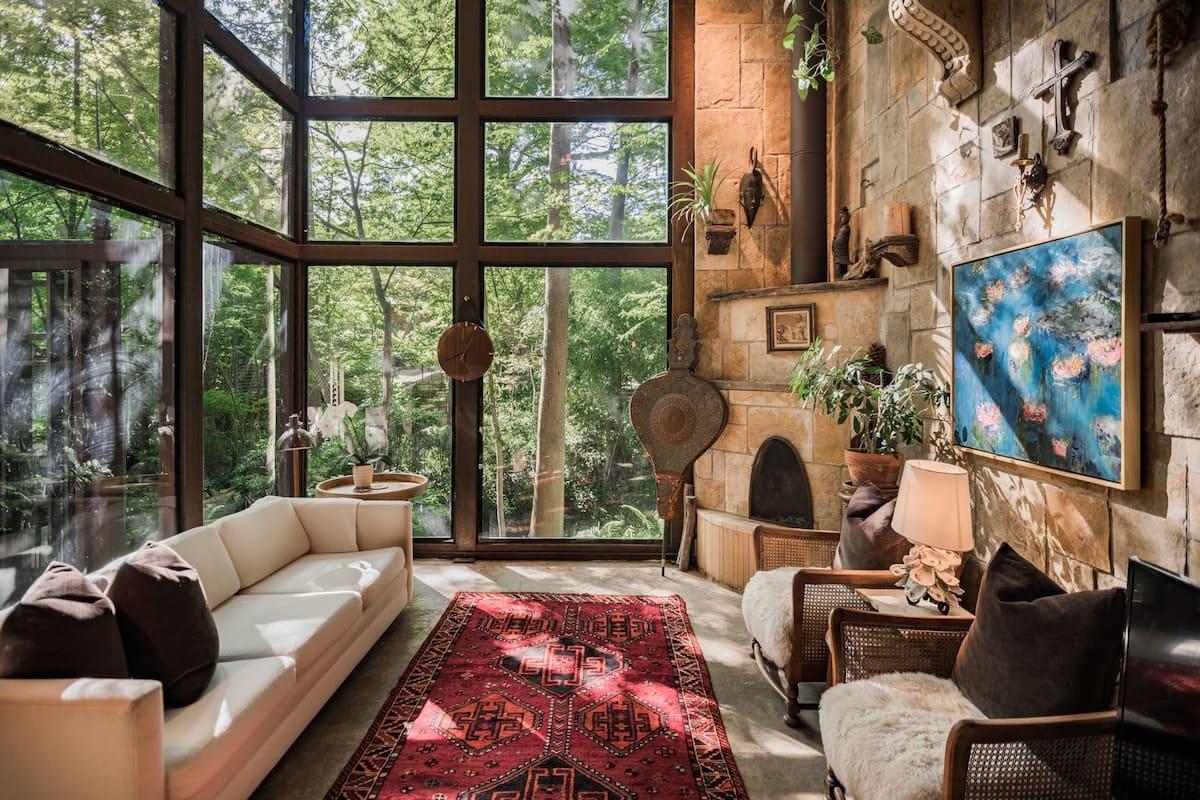 Escape the City to The Extraordinary Treehouse Dallas Texas