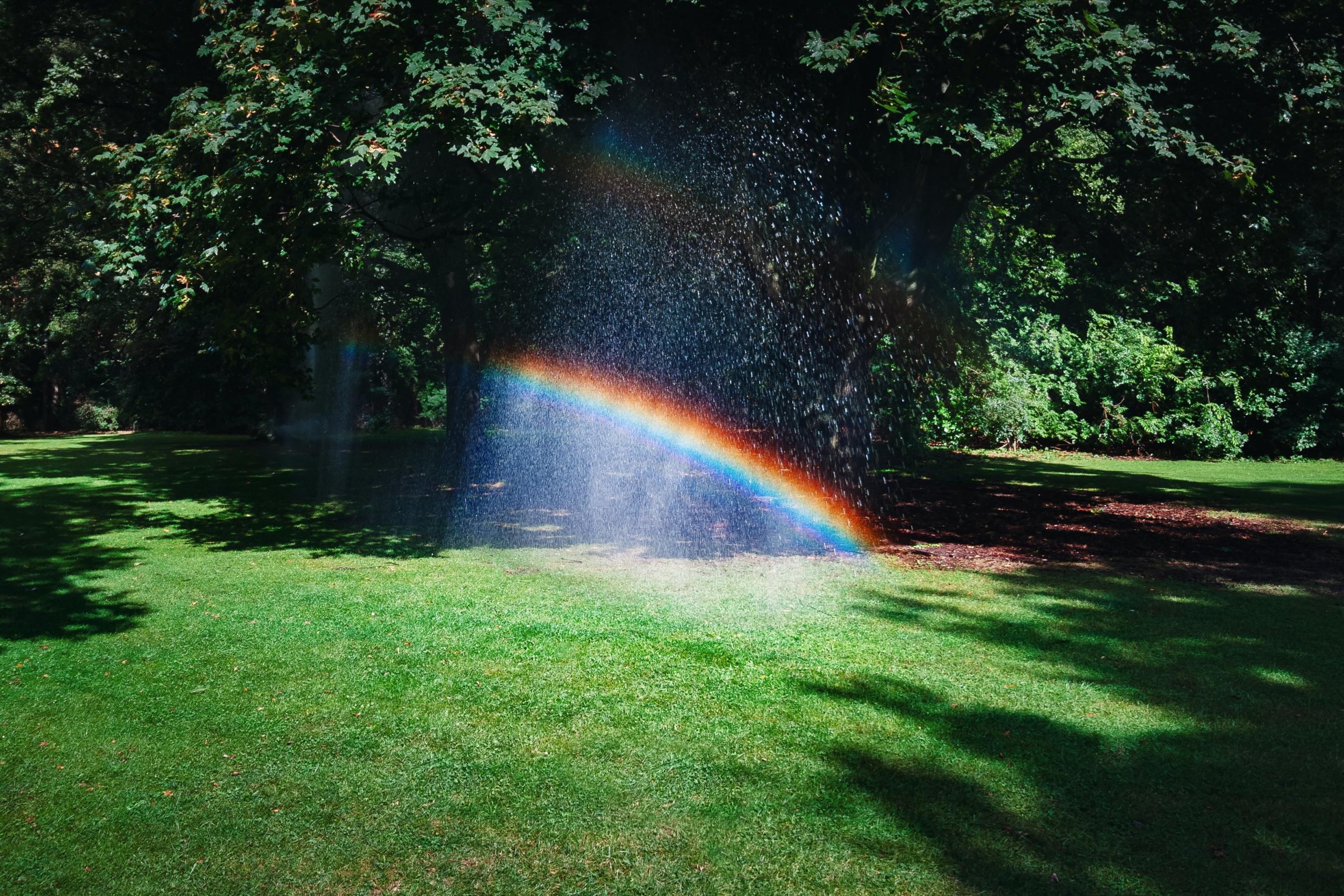 Romantic Rainbow Quotes