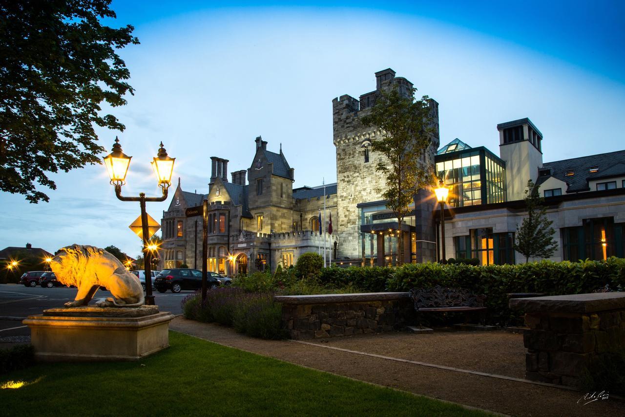 Clontarf Castle Hotel in Ireland