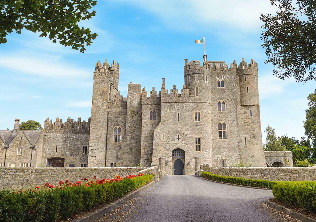 Kilkea Castle Hotel Ireland