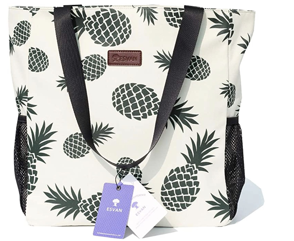 Large Tote Bag Shoulder Bag for Gym Beach Travel Daily Bags
