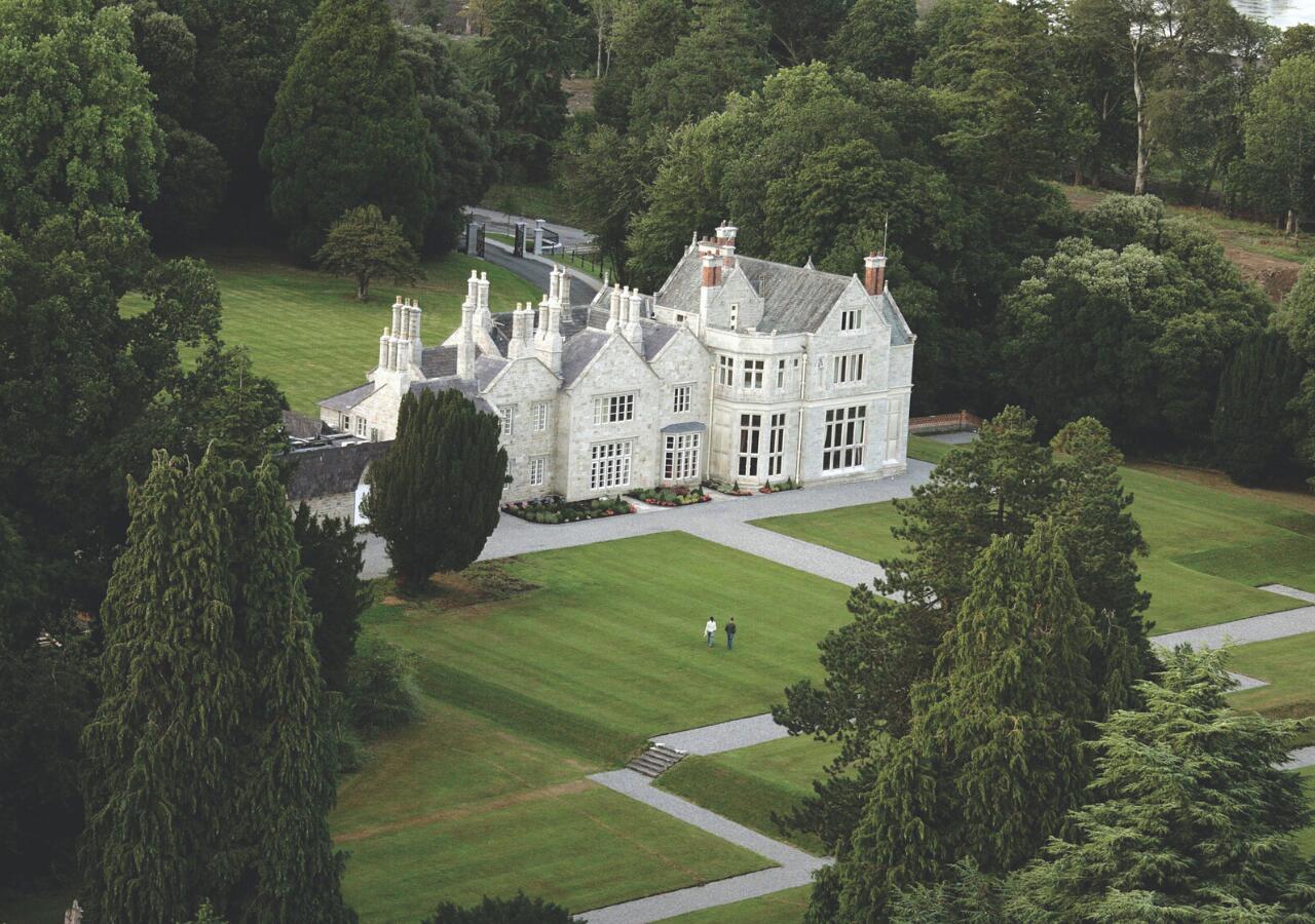 Lough Rynn Castle Ireland