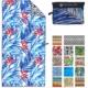 Oversized Travel Towel - Lightweight Compact Beach Accessories - Large Sand Free Micro Fiber Beach Towel