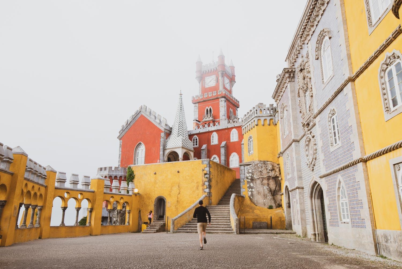 Sintra Palace Castle