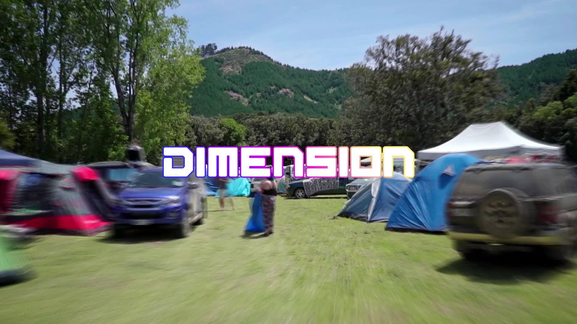 Dimension Festival New Zealand 2022