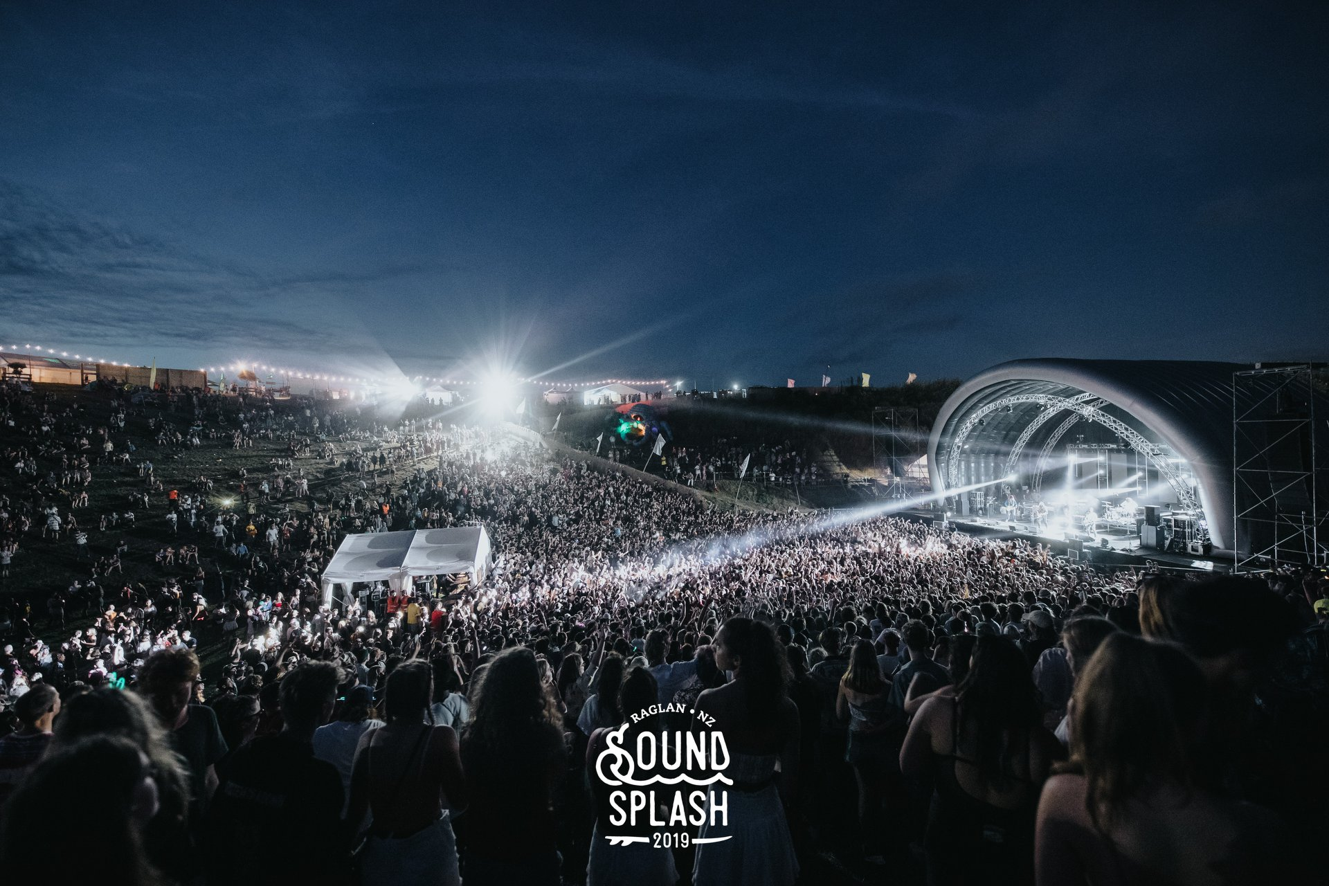 Soundsplash Raglan New Zealand Music Festival