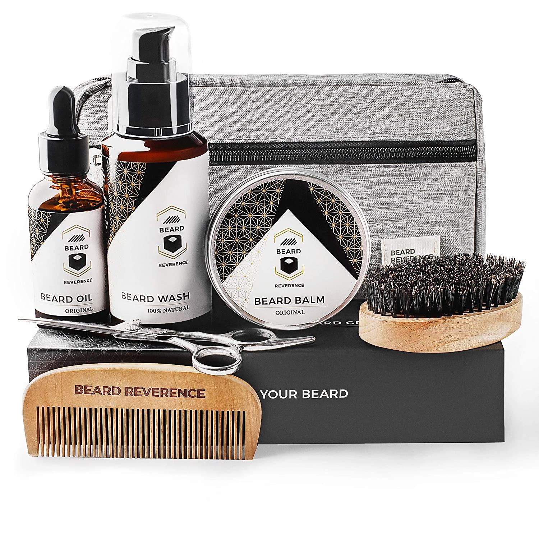 Travel Beard Grooming Kit