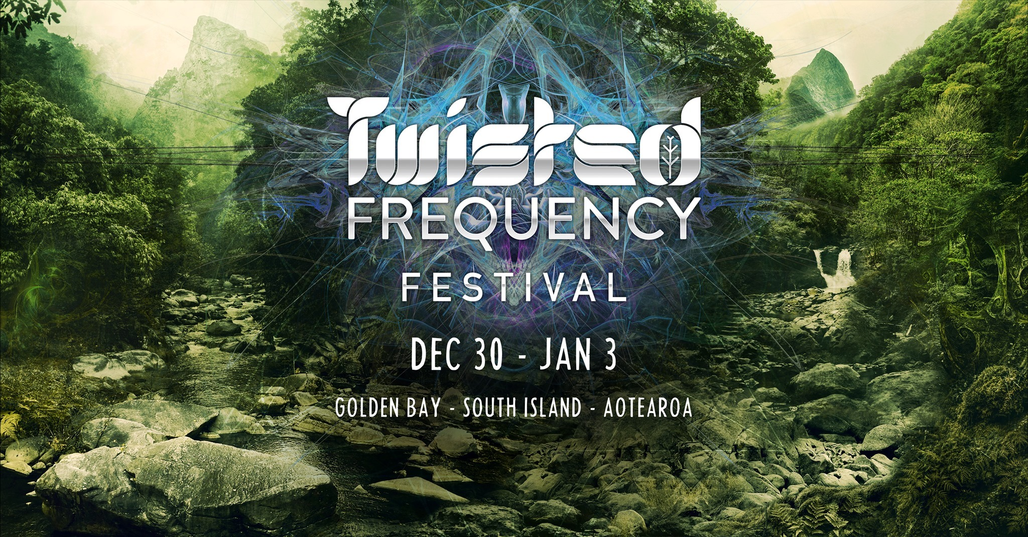 Twisted Frequency Festival NZ 2021: 2022Twisted Frequency Festival NZ 2021: 2022
