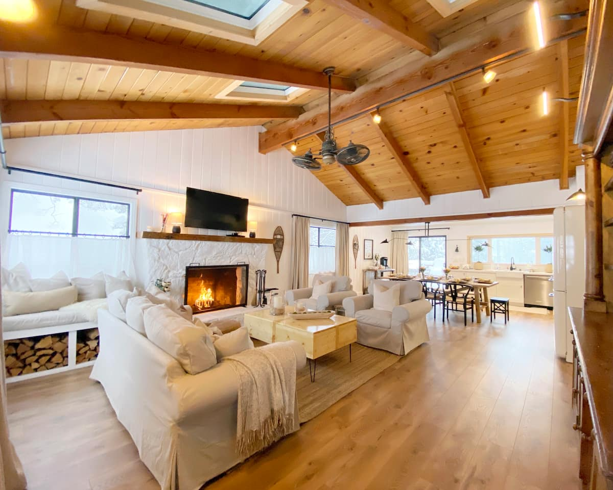 Big Bear Cabin Airbnb Rental