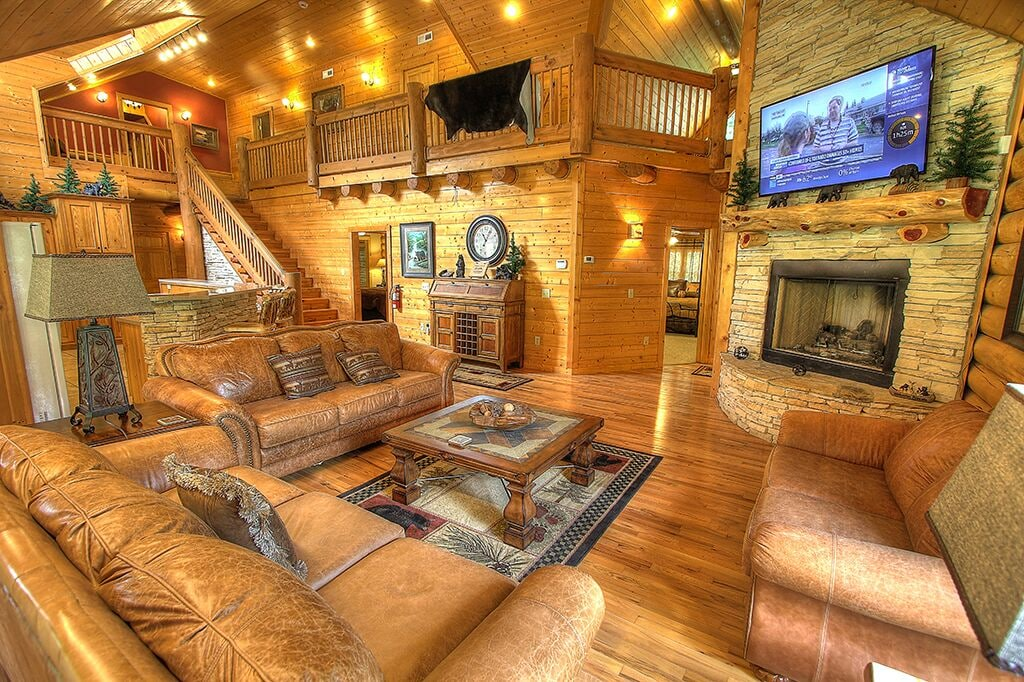 Cabin Rental For Large Groups Tennessee