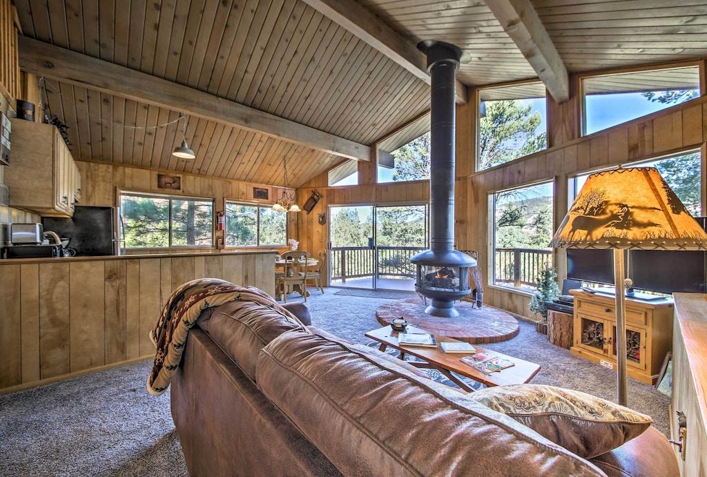 Charming Big Bear Cabin