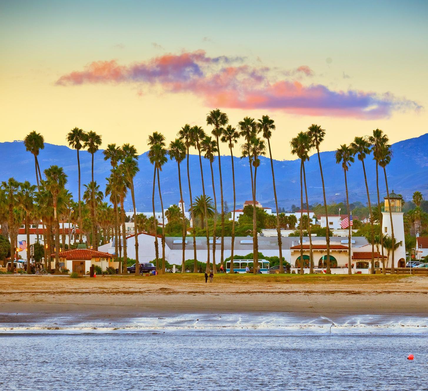 LA to Santa Barbara Drive Itinerary