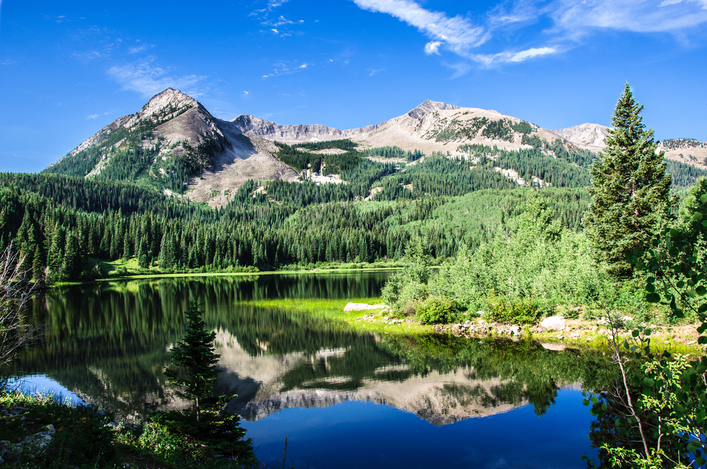 Landscaoe Quotes about Colorado