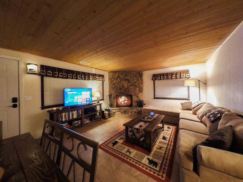 Luxury Big Bear Cabin Rentals