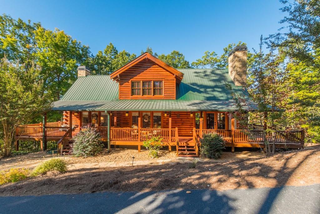 Luxury Cabin Georgia