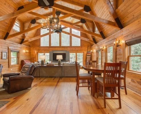 Luxury Cabin Rental Asheville NC